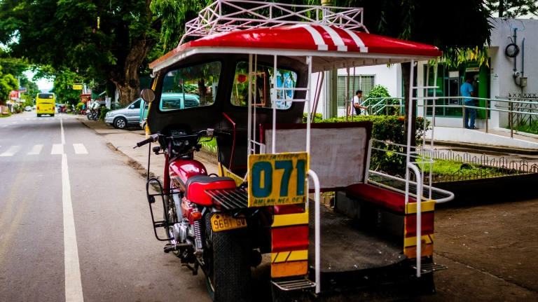 website photos pedicab